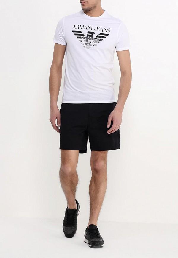 Мужские повседневные шорты Armani Jeans (Армани Джинс) с6s06 EC: изображение 2