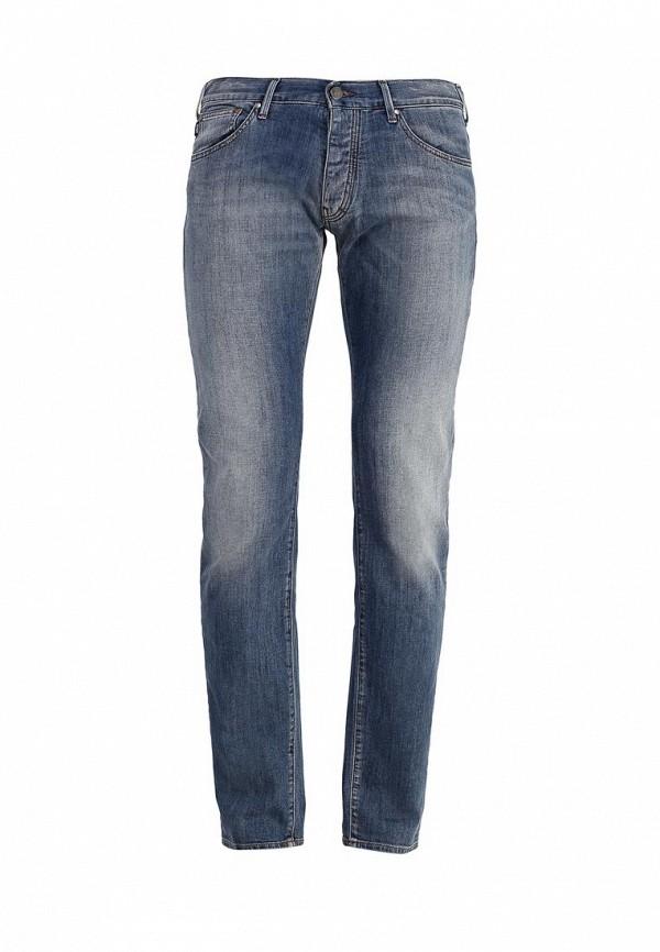 Зауженные джинсы Armani Jeans (Армани Джинс) с6j28 3R: изображение 1