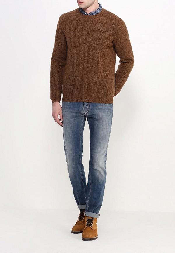 Зауженные джинсы Armani Jeans (Армани Джинс) с6j28 3R: изображение 2