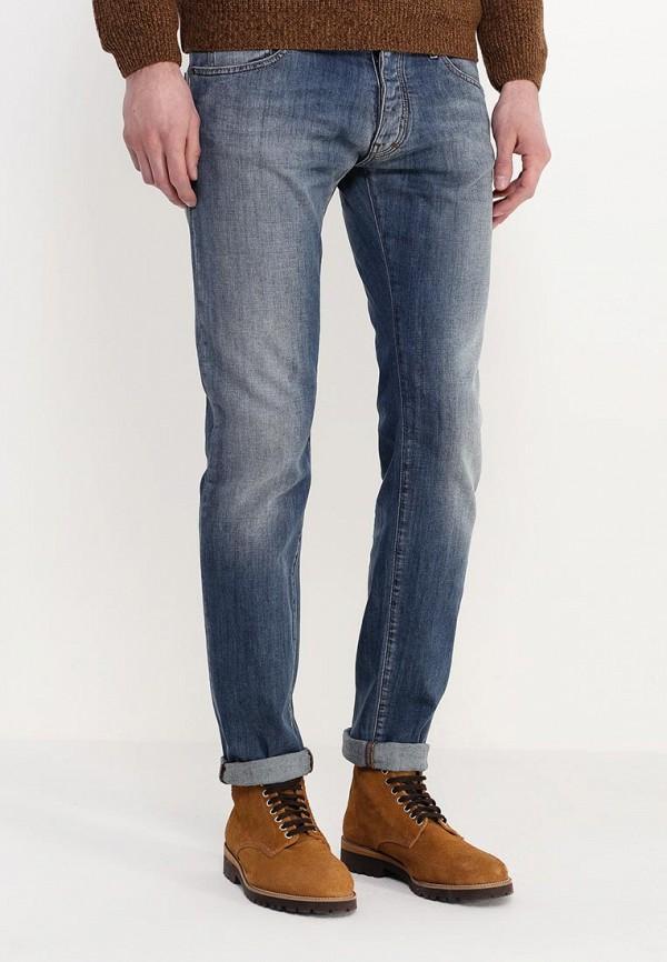 Зауженные джинсы Armani Jeans (Армани Джинс) с6j28 3R: изображение 3