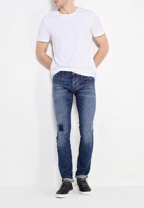 Зауженные джинсы Armani Jeans (Армани Джинс) с6j35 6F: изображение 2