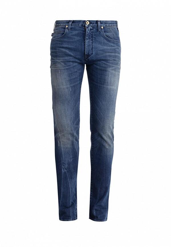 Зауженные джинсы Armani Jeans (Армани Джинс) C6J84 3K: изображение 1
