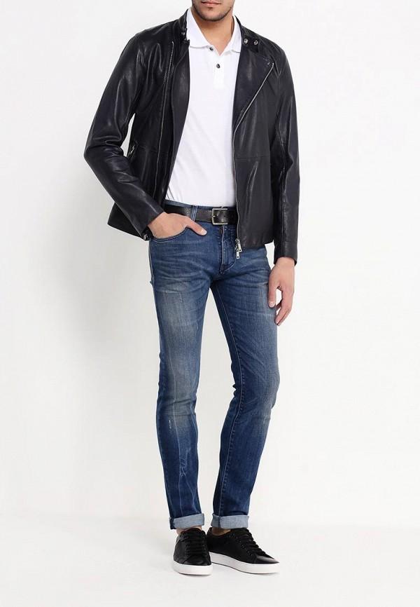 Зауженные джинсы Armani Jeans (Армани Джинс) C6J84 3K: изображение 2