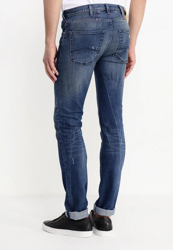 Зауженные джинсы Armani Jeans (Армани Джинс) C6J84 3K: изображение 4
