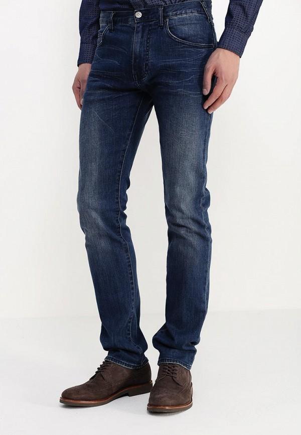 Зауженные джинсы Armani Jeans (Армани Джинс) c6j84 7D: изображение 3