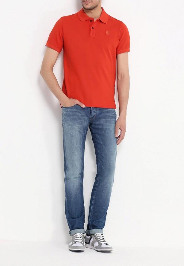 Мужские прямые джинсы Armani Jeans (Армани Джинс) c6j53 6K: изображение 2
