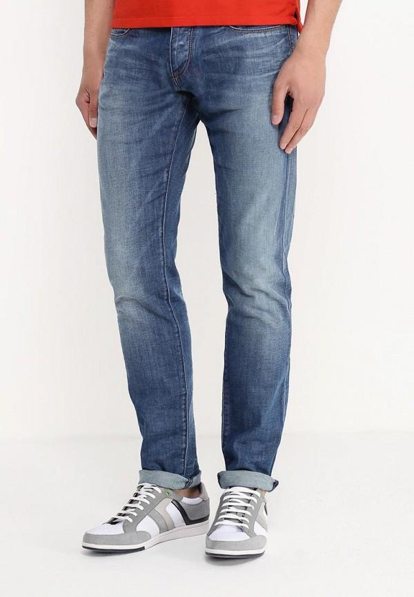 Мужские прямые джинсы Armani Jeans (Армани Джинс) c6j53 6K: изображение 3