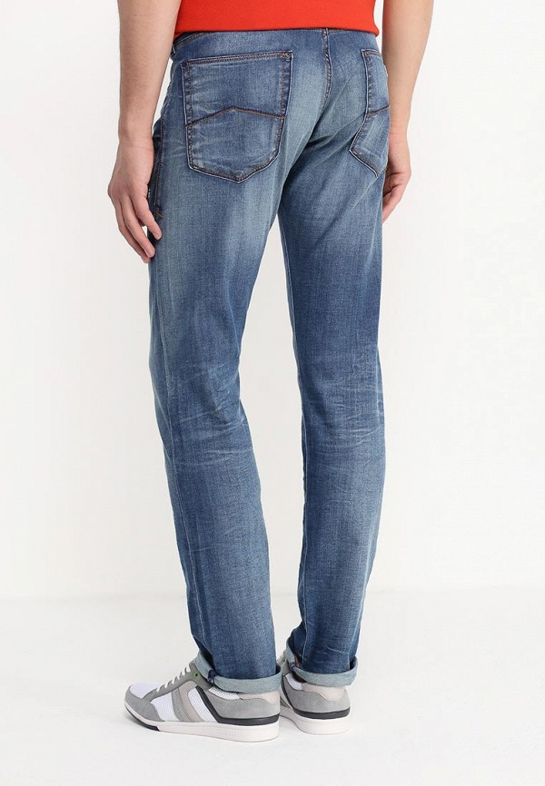 Мужские прямые джинсы Armani Jeans (Армани Джинс) c6j53 6K: изображение 4