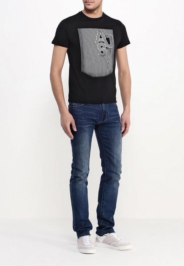 Футболка с коротким рукавом Armani Jeans (Армани Джинс) c6h70 FF: изображение 3