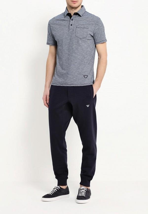 Мужские спортивные брюки Armani Jeans (Армани Джинс) C6P91 fy: изображение 2