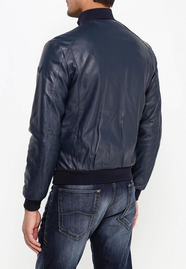 Кожаная куртка Armani Jeans (Армани Джинс) 6x6b02 6L00Z: изображение 4