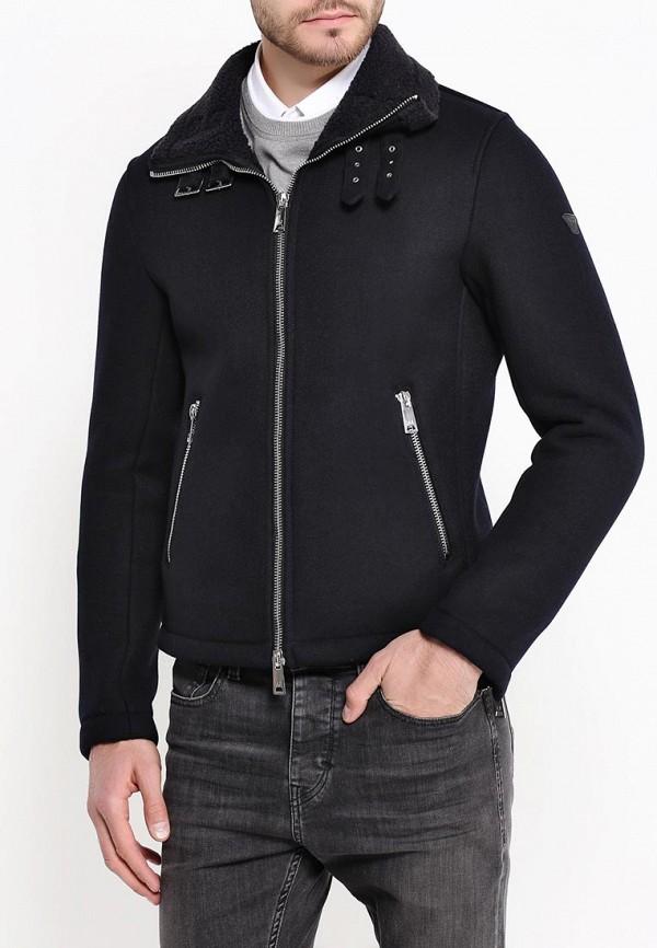 Мужские пальто Armani Jeans (Армани Джинс) 6x6b62 6NKAZ: изображение 4