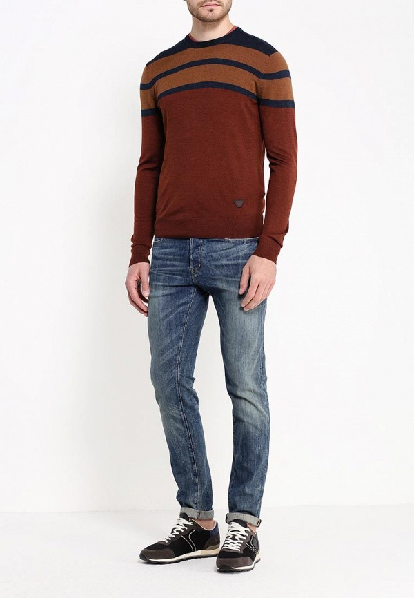 Пуловер Armani Jeans (Армани Джинс) 6x6mb9 6M0FZ: изображение 2