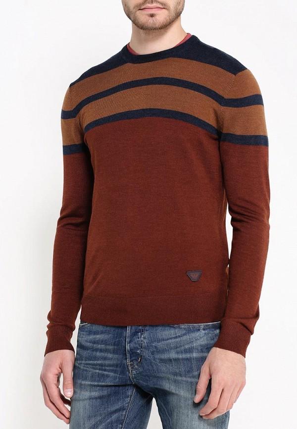 Пуловер Armani Jeans (Армани Джинс) 6x6mb9 6M0FZ: изображение 3