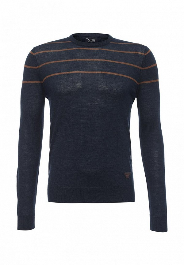 Пуловер Armani Jeans (Армани Джинс) 6x6mf7 6M0FZ: изображение 1