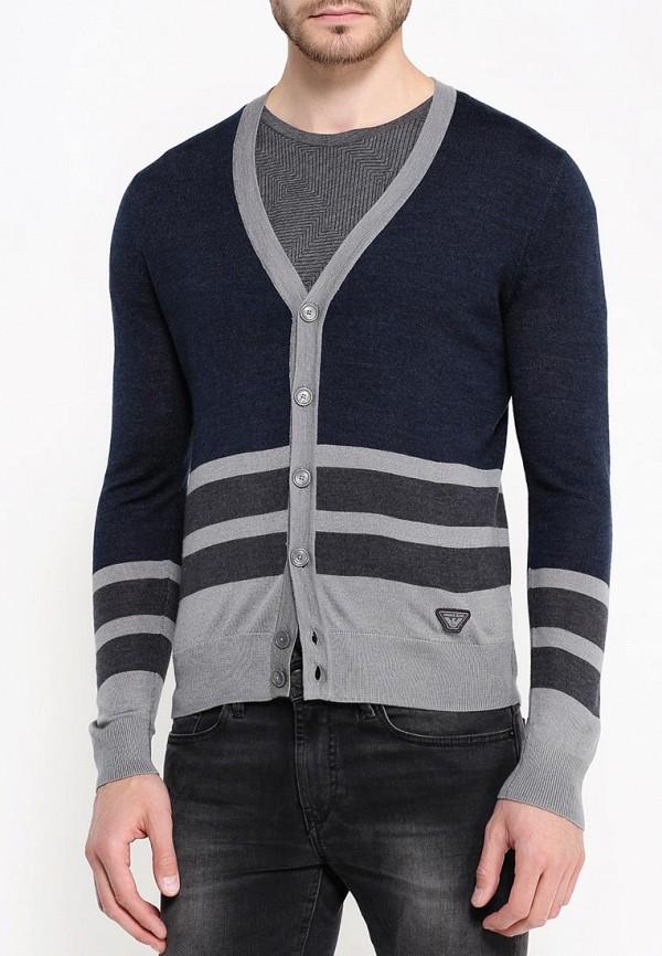 Кардиган Armani Jeans (Армани Джинс) 6x6ea6 6M0FZ: изображение 5