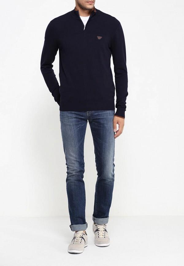 Мужские поло Armani Jeans (Армани Джинс) 6x6ma1 6M0IZ: изображение 2