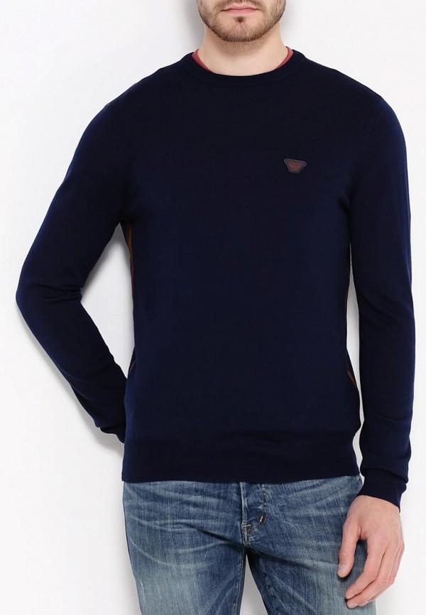 Пуловер Armani Jeans (Армани Джинс) 6x6mb6 6M0EZ: изображение 3