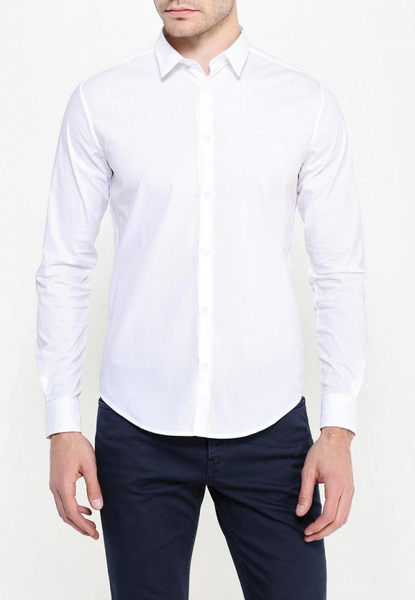Рубашка с длинным рукавом Armani Jeans (Армани Джинс) 8n6c09 6N06Z: изображение 3