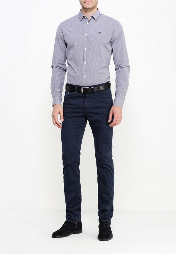 Рубашка с длинным рукавом Armani Jeans (Армани Джинс) 8n6c09 6N04Z: изображение 2