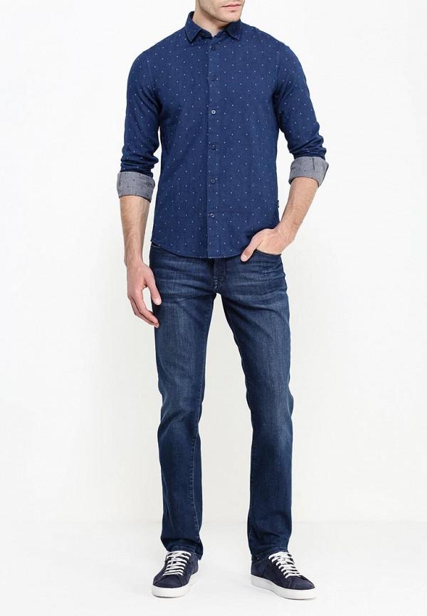 Рубашка с длинным рукавом Armani Jeans (Армани Джинс) 6x6c56 6NCJZ: изображение 3