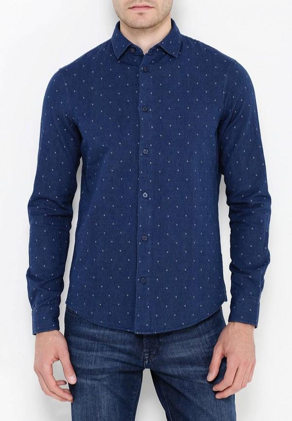 Рубашка с длинным рукавом Armani Jeans (Армани Джинс) 6x6c56 6NCJZ: изображение 4