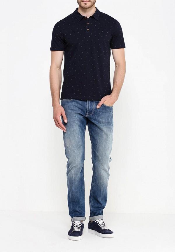 Мужские поло Armani Jeans (Армани Джинс) 6x6f09 6J0NZ: изображение 2