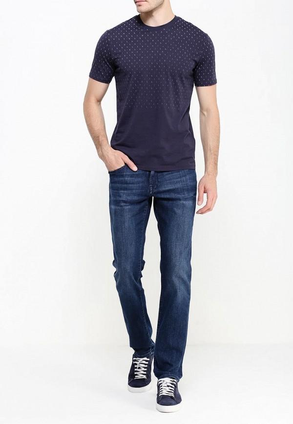 Футболка с коротким рукавом Armani Jeans (Армани Джинс) 6x6t32 6JPFZ: изображение 3