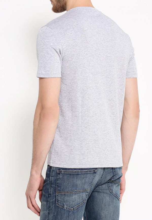 Футболка с надписями Armani Jeans (Армани Джинс) 6x6t57 6JPZZ: изображение 4