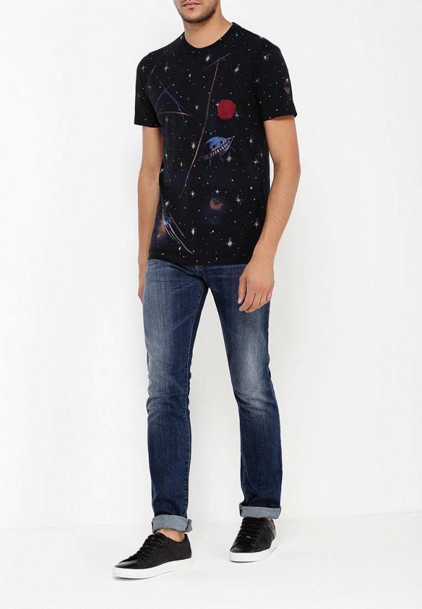Футболка с коротким рукавом Armani Jeans (Армани Джинс) 6x6t77 6J0RZ: изображение 3