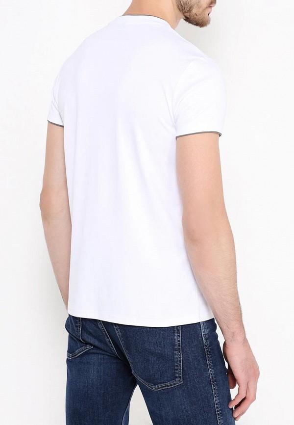 Футболка с надписями Armani Jeans (Армани Джинс) 6x6t30 6JPRZ: изображение 4