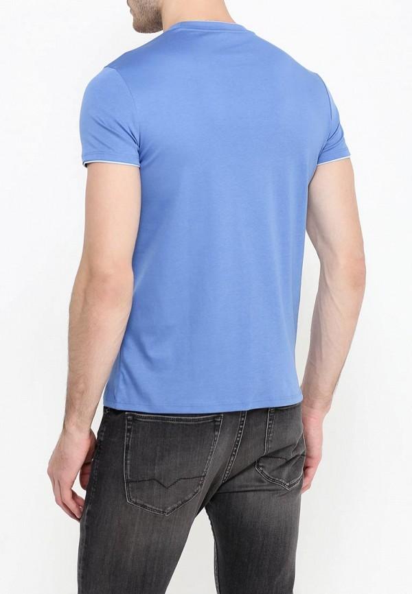 Футболка с надписями Armani Jeans (Армани Джинс) 6x6t30 6JPRZ: изображение 6