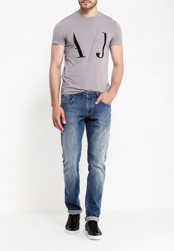 Футболка с коротким рукавом Armani Jeans (Армани Джинс) 6x6t07 6J0AZ: изображение 2