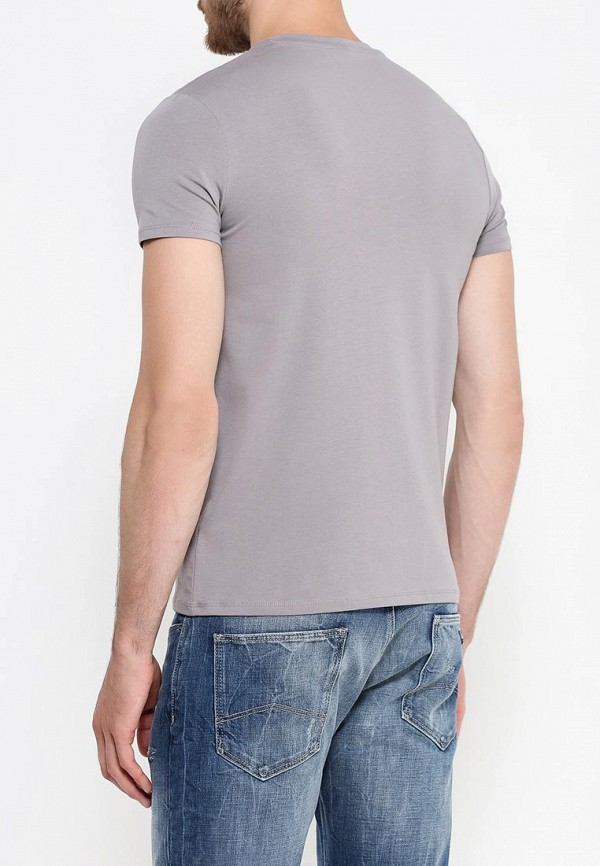 Футболка с коротким рукавом Armani Jeans (Армани Джинс) 6x6t07 6J0AZ: изображение 4