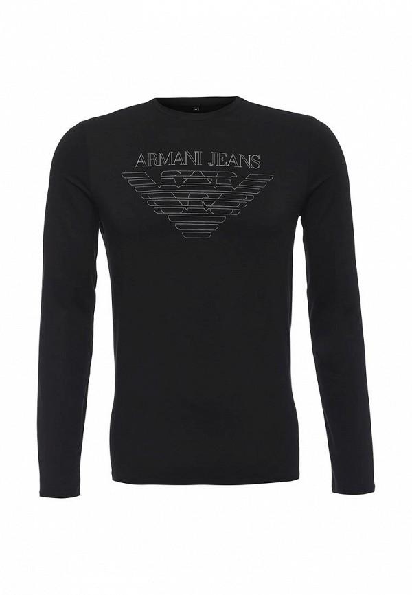 Футболка с длинным рукавом Armani Jeans (Армани Джинс) 6x6t85 6J0AZ