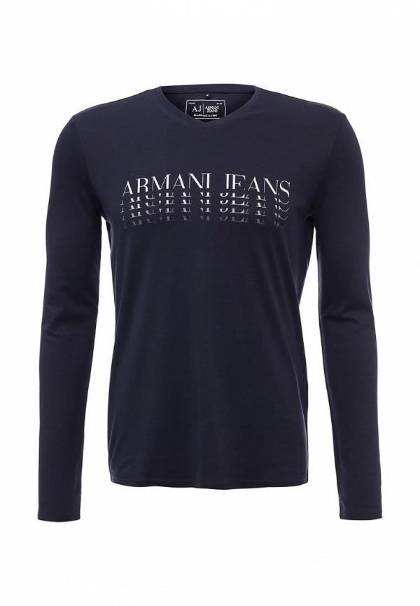 Футболка с длинным рукавом Armani Jeans (Армани Джинс) 6x6t26 6JPRZ