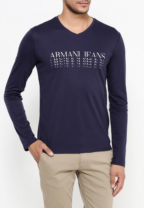 Футболка с длинным рукавом Armani Jeans (Армани Джинс) 6x6t26 6JPRZ: изображение 4