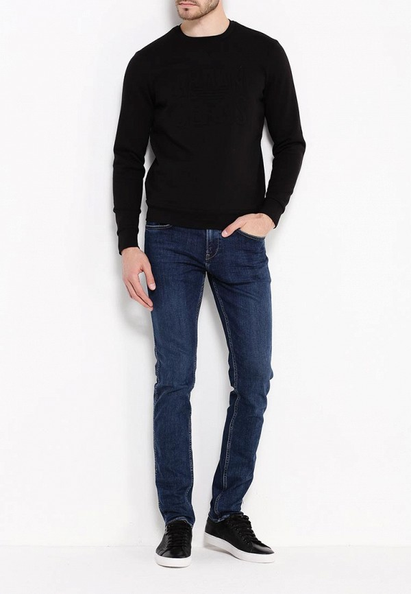 Толстовка Armani Jeans (Армани Джинс) 6x6m26 6JPAZ: изображение 2