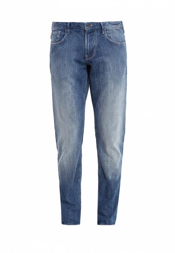 Зауженные джинсы Armani Jeans (Армани Джинс) 6x6j06 6D0FZ: изображение 1