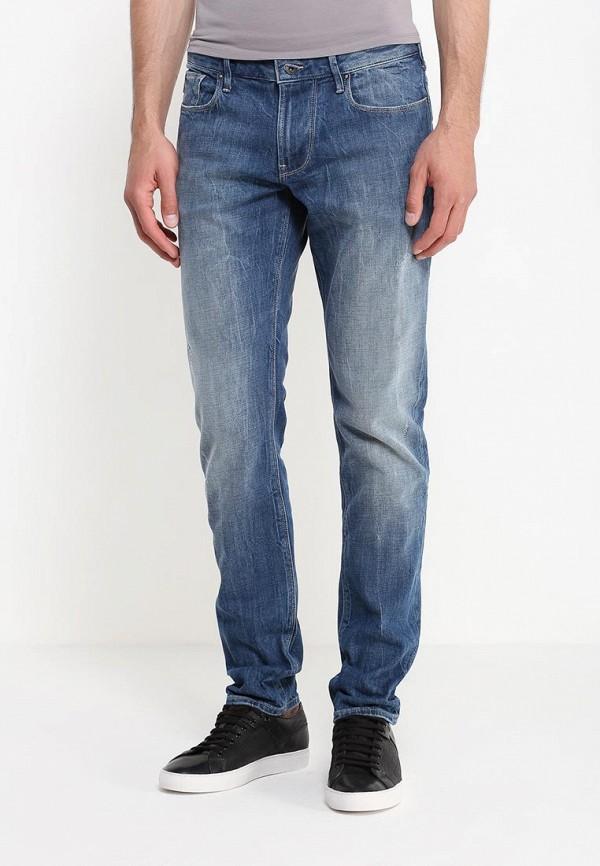 Зауженные джинсы Armani Jeans (Армани Джинс) 6x6j06 6D0FZ: изображение 3
