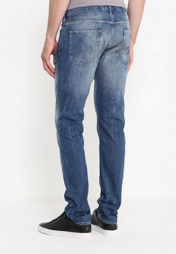 Зауженные джинсы Armani Jeans (Армани Джинс) 6x6j06 6D0FZ: изображение 4