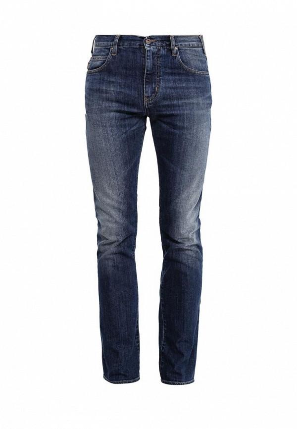 Зауженные джинсы Armani Jeans (Армани Джинс) 6x6j45 6D04Z
