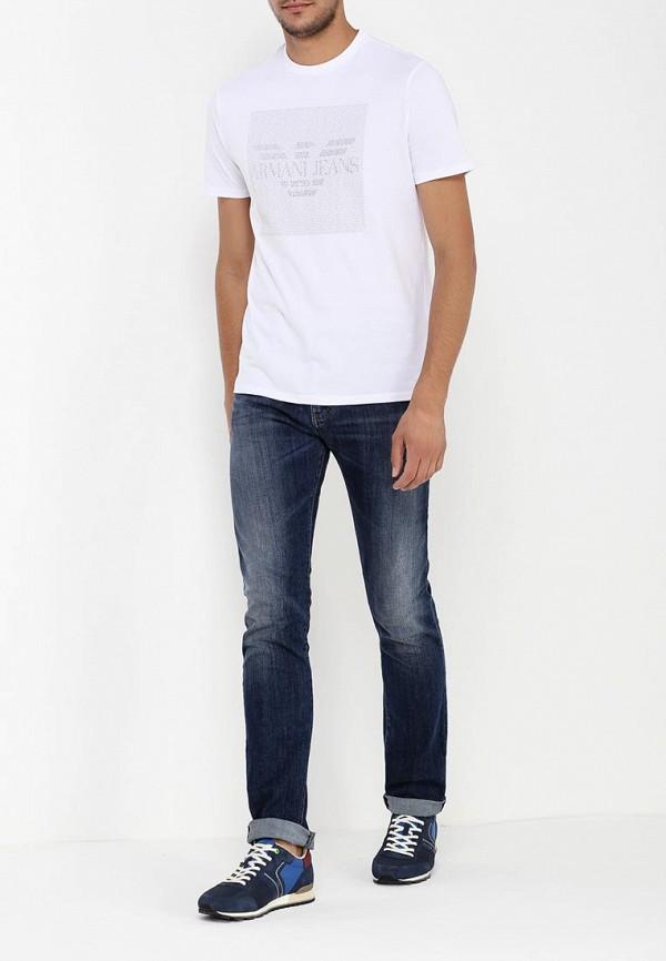 Зауженные джинсы Armani Jeans (Армани Джинс) 6x6j45 6D04Z: изображение 2