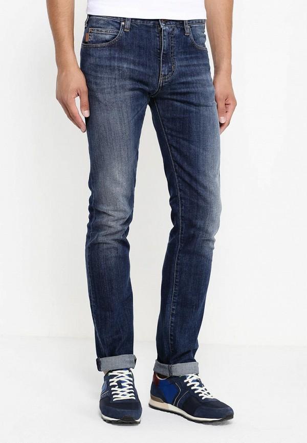 Зауженные джинсы Armani Jeans (Армани Джинс) 6x6j45 6D04Z: изображение 3