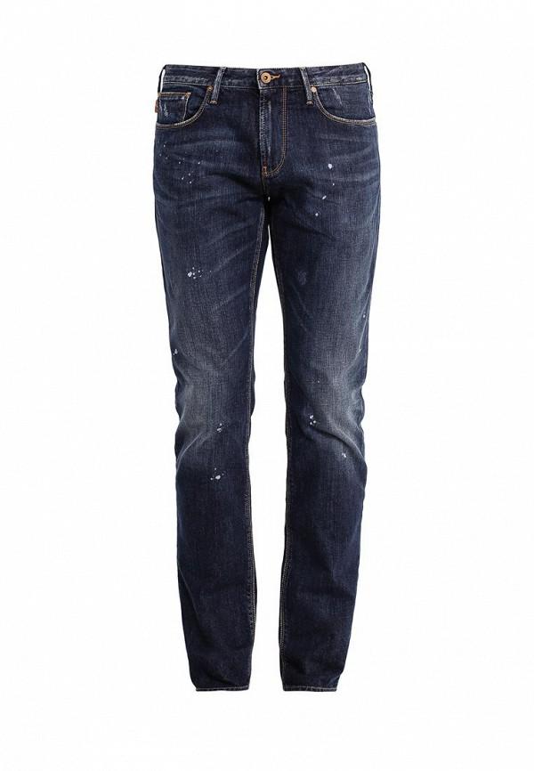 Зауженные джинсы Armani Jeans (Армани Джинс) 6x6j06 6D0AZ: изображение 1