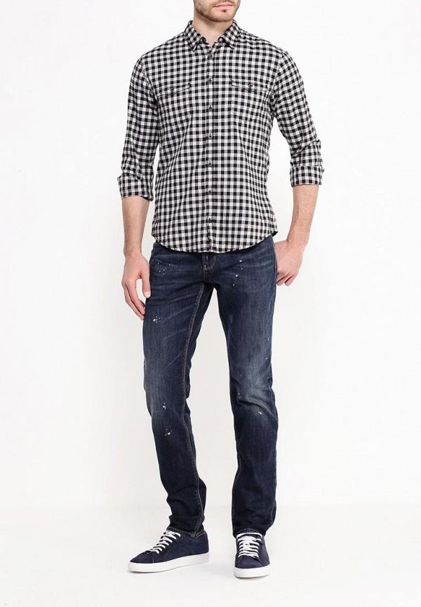 Зауженные джинсы Armani Jeans (Армани Джинс) 6x6j06 6D0AZ: изображение 2