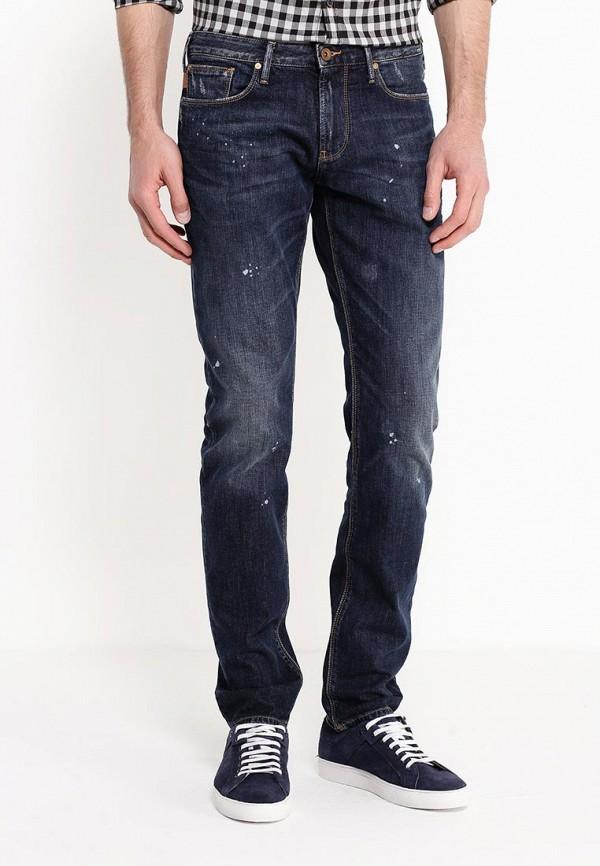 Зауженные джинсы Armani Jeans (Армани Джинс) 6x6j06 6D0AZ: изображение 3