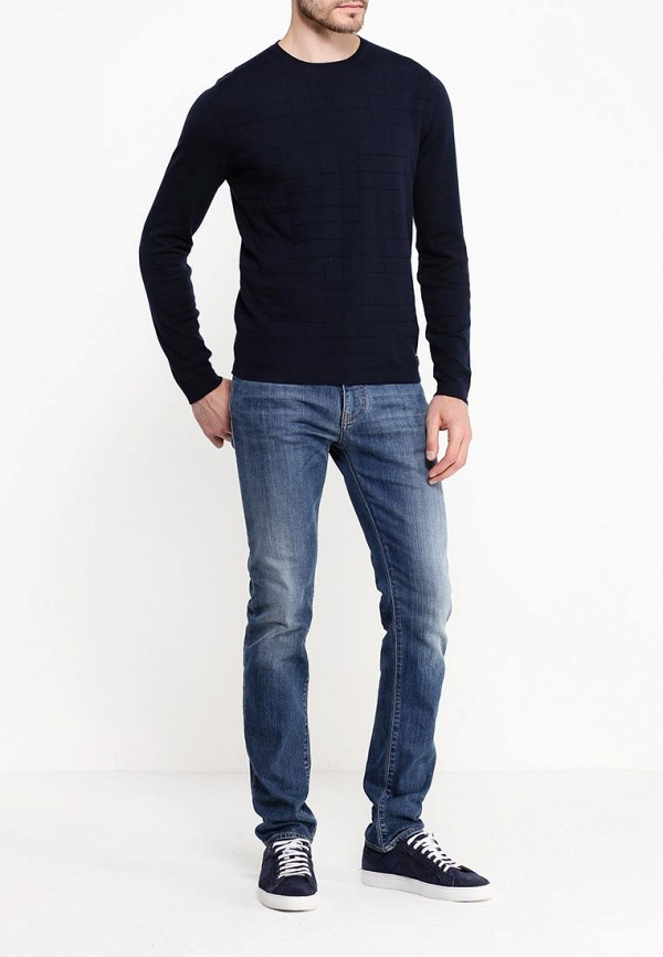 Мужские прямые джинсы Armani Jeans (Армани Джинс) 6x6j45 6D04Z: изображение 2