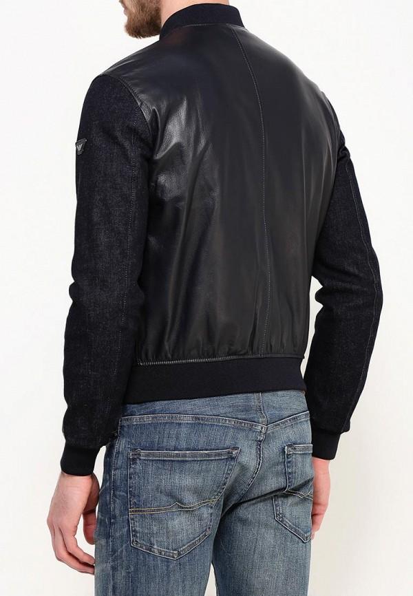 Кожаные Куртки Armani