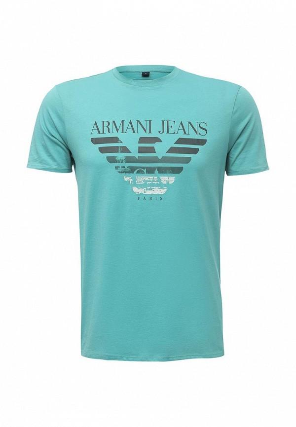 Футболка Armani Jeans (Армани Джинс) 3y6t35 6JPFZ